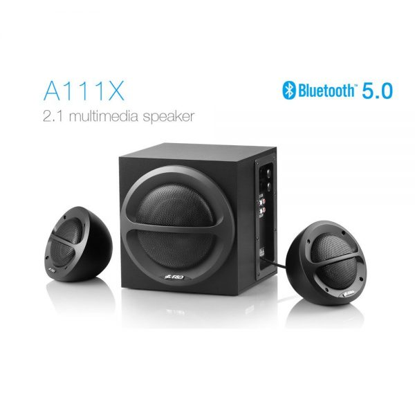 F&D A111X 2.1 BLUETOOTH MULTIMEDIA SPEAKER A11X 2