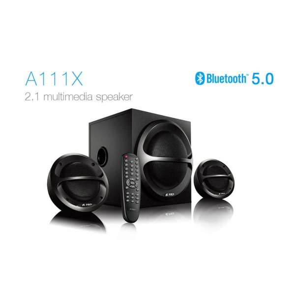 F&D A11X 2.1 BLUETOOTH MULTIMEDIA SPEAKER