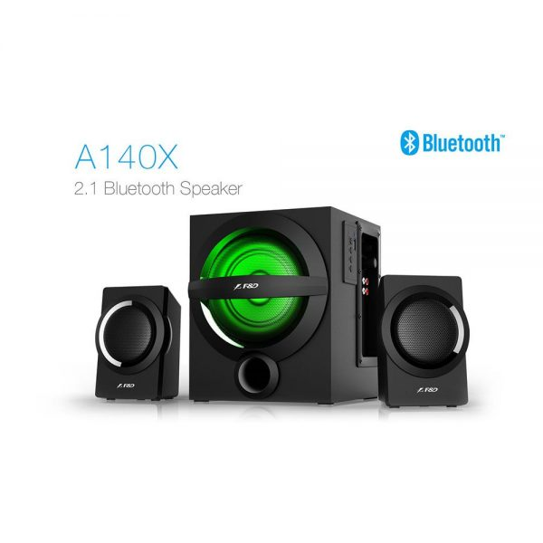 F&D A140X  2.1 BLUETOOTH MULTIMEDIA SPEAKER A140X