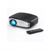 CHEERLUX MINI LED PROJECTOR MODEL:-C6 BUILT-IN-TV CARD+HDMI+VGA+USB