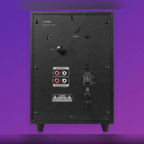 F&D F210X 2.1 Bluetooth Multimedia Speaker F210X 02