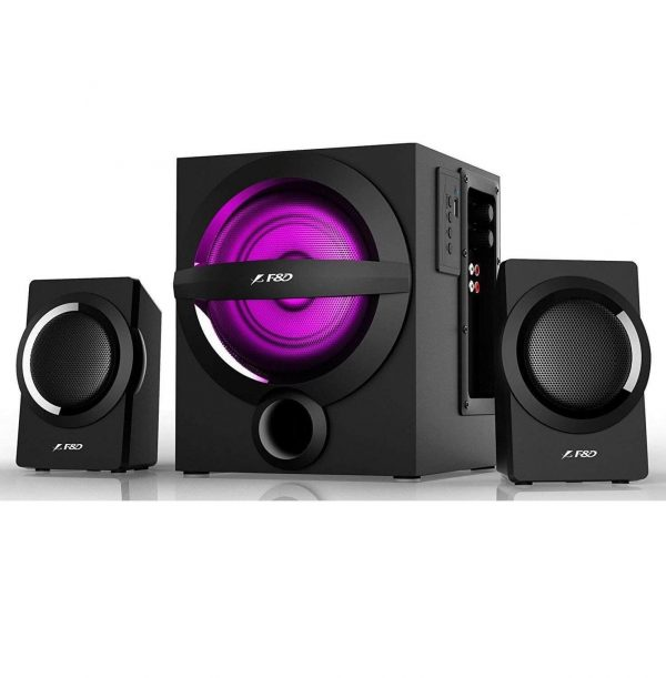 F&D A140X  2.1 BLUETOOTH MULTIMEDIA SPEAKER FD A140X