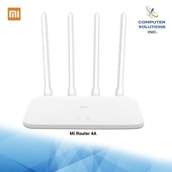 Mi Router 4A 1200M Global Version