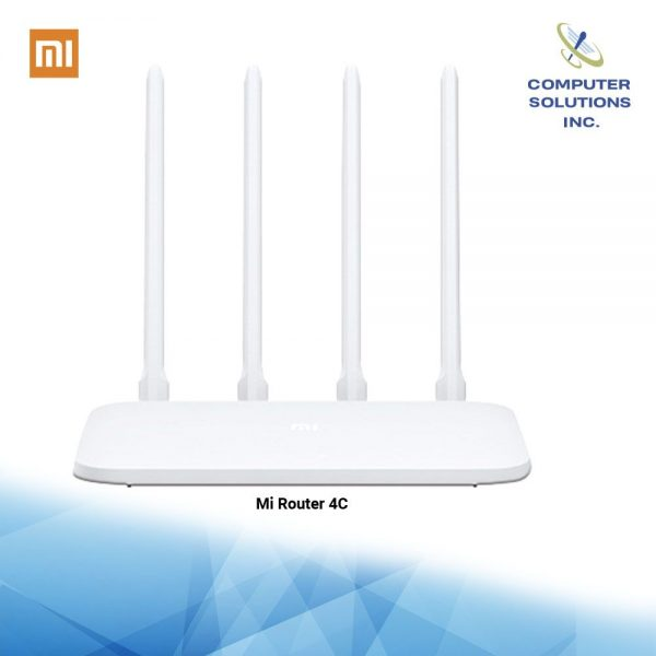 Mi Router 4C (White) Global Version