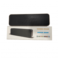Bluetooth Power bank Sound bar speaker