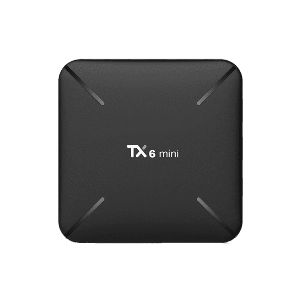 TX-6A 4GB RAM 6K Resolution Android 9.0 TV Box
