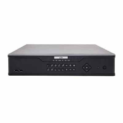 Uniview NVR308-64E-B 64-Channel Industrial NVR Uniview NVR308 64E B 64 Channel Industrial NVR 2