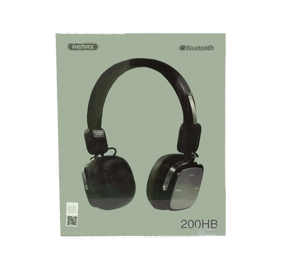 REMAX Bluetooth Headphone RM-200HB remax HB 200 1