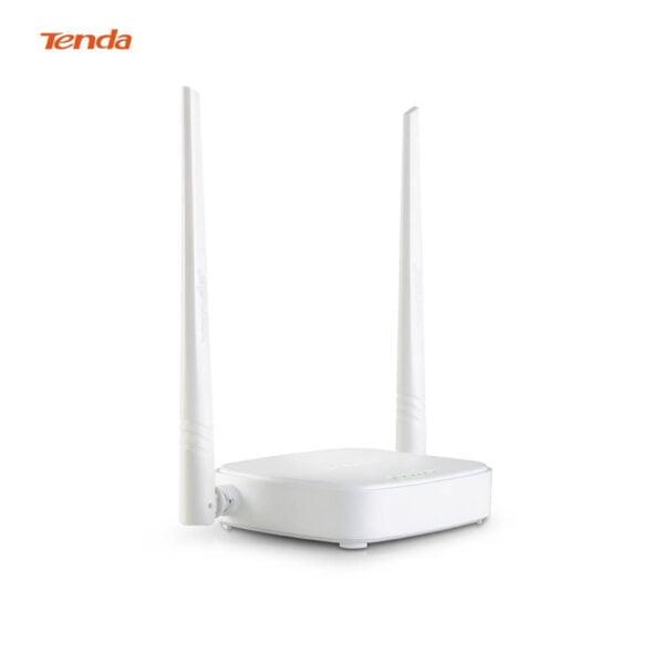 Tenda N301 Wireless-N300 Easy Setup Router - White