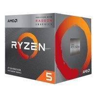 AMD 3400G Processor with 11 Graphics Price in Bangladesh - CSI