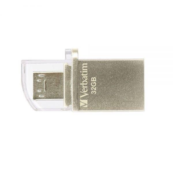 Verbatim OTG Type C USB 3.1 Drive 32GB 49826 32gb f min