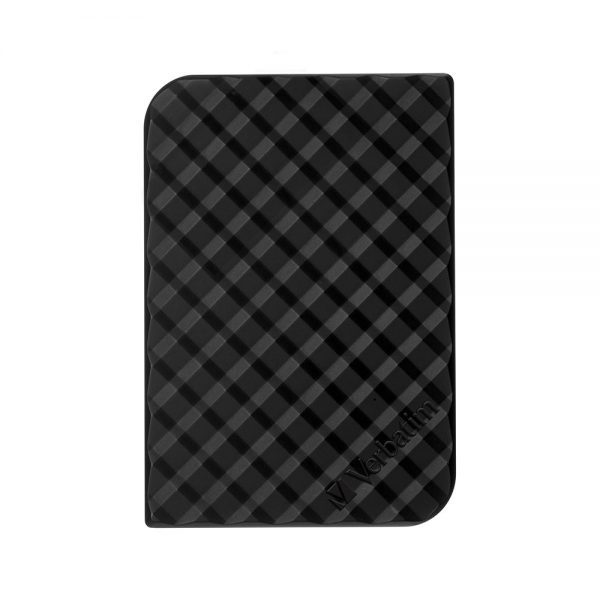 Verbatim 53195 Store n Go 2,5 2TB USB 3.0 BLACK Gen 2 53195 no packaging top min
