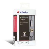 Verbatim Step-up Lightning Cable Grey