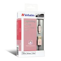 Verbatim Sync and Charge Lightning Cable