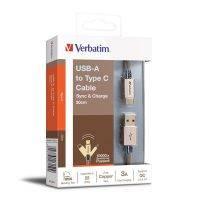 Verbatim USB-A to Type C Cable