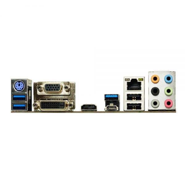 BIOSTAR Racing B450GT3 (AMD B450) Motherboard B450GT3 3