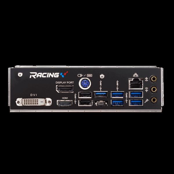 BIOSTAR RACING B550GTQ AM4 AMD B550 SATA 6Gb/s Micro ATX AMD Motherboard B550GTQ 3