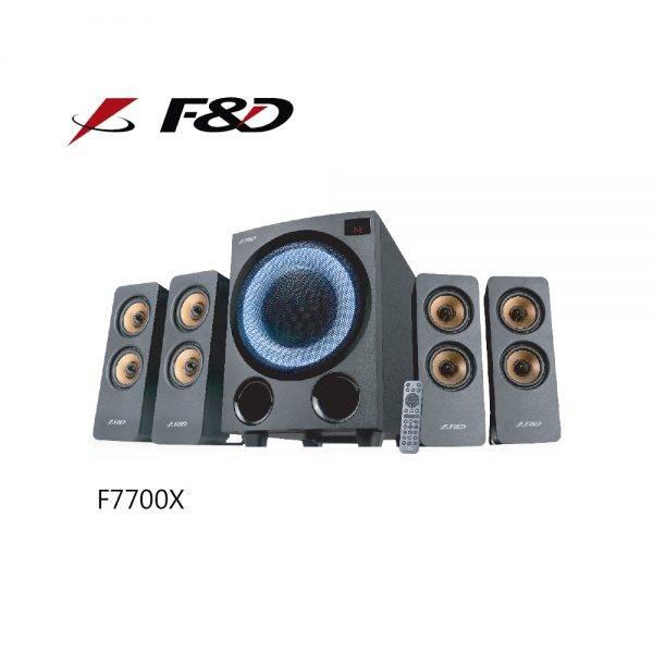 F&D F7700X 4.1 Bluetooth Speaker