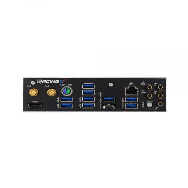 Biostar Racing Z490GTA Evo Motherboard Z490GTA 3