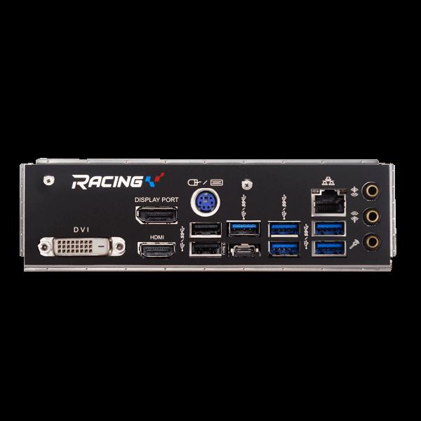 BIOSTAR RACING B550GTA AM4 AMD B550 SATA 6Gb/s ATX AMD Motherboard b550gta 3