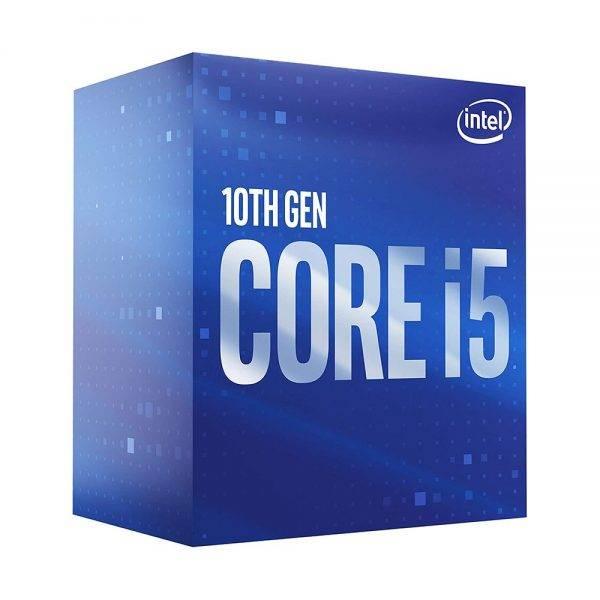 Intel Core i5-10500 Desktop Processor 6 Cores up to 4.5 GHz LGA1200 core i5 10th gen 10400 min