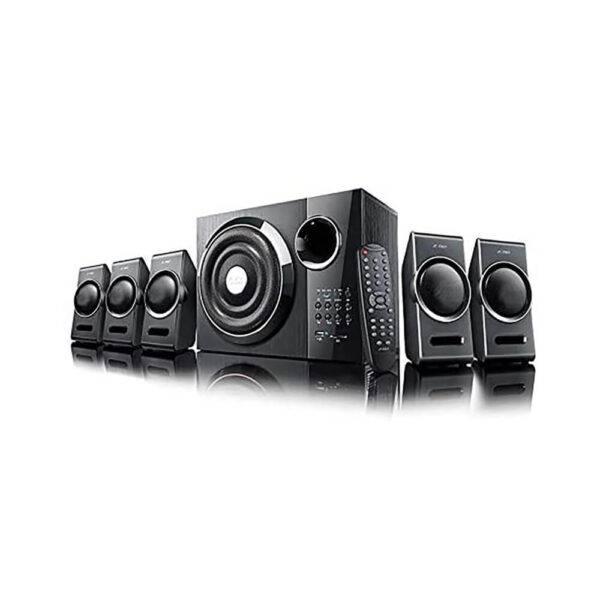 F&D F3000X 80W 5.1 Bluetooth Multimedia Speaker