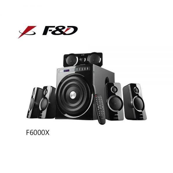 F&D F6000X Home Audio Speaker
