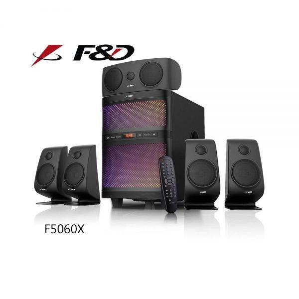 F&D F5060X Bluetooth Multimedia Speaker