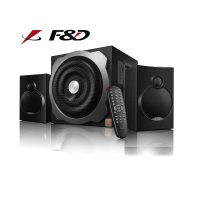 F&D A521X 2:1 Bluetooth Multimedia Speaker