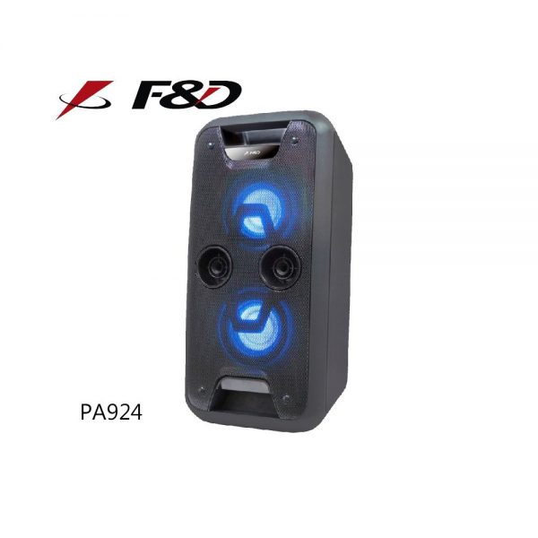 F&D PA924 Party Speaker
