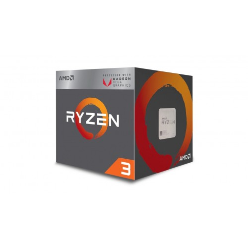 AMD Ryzen 3 3200G Processor with 8 Graphics Price in Bangladesh - CSI