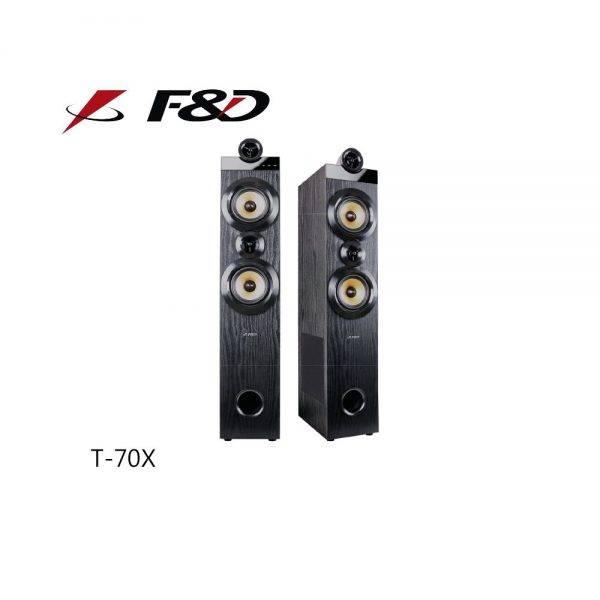 F&D T70X Bluetooth Tower Speaker
