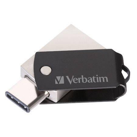 Verbatim OTG Type C USB 3.1 Drive 64GB