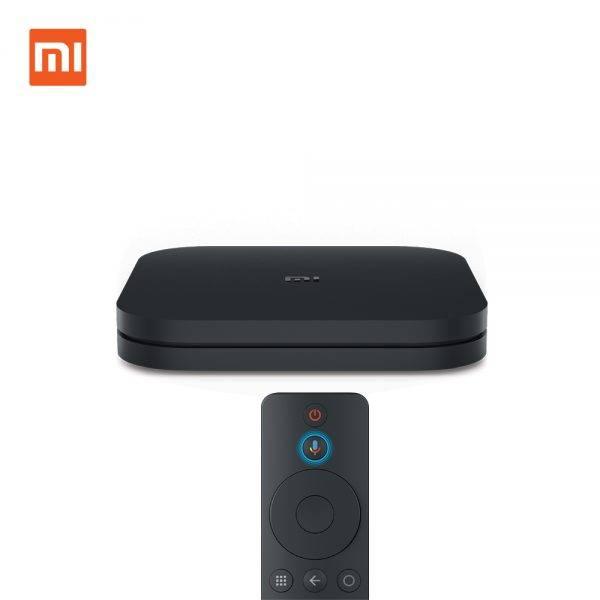 Xiaomi MI Box S MDZ-22-AB Android TV Box Global Version xiaomi box 3