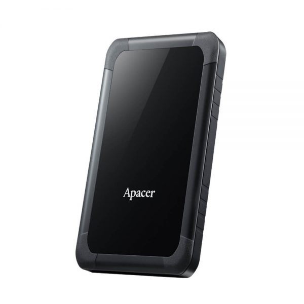 AC532 AP2TBAC532B-1 Apacer 2TB Portable Hard Drive Blue Color box AP1TBAC532B