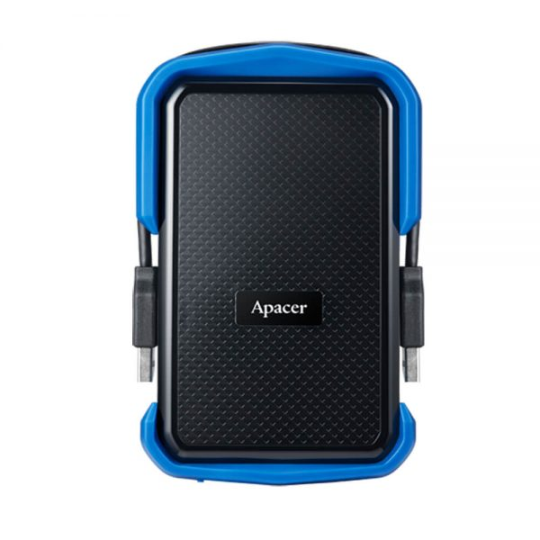 AC631 Apacer 1TB Portable Hard Drive Blue Color box AP2TBAC631U