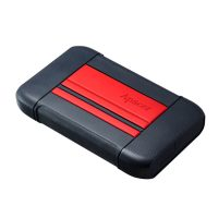 AC633 AP2TBAC633R-1, Apacer 2TB Portable Hard Drive Red