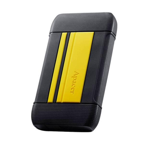 AC633 AP1TBAC633Y-1 Apacer 1TB Portable Hard Drive Yellow
