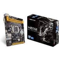 Biostar Motherboard 2nd/3rd Gen Micro ATX DDR3
