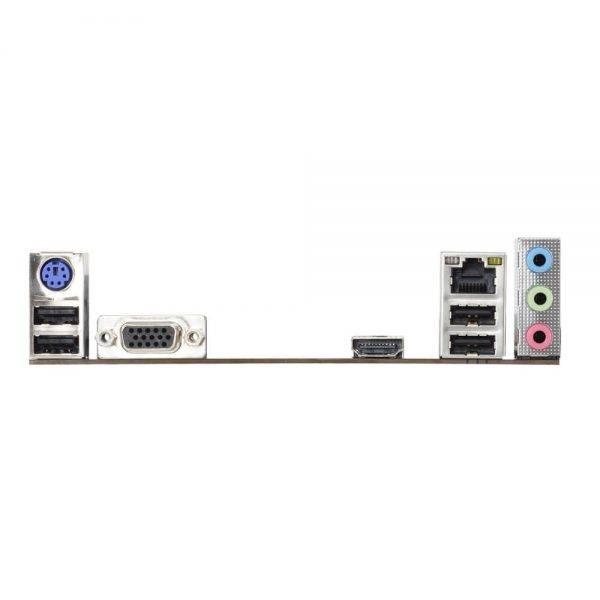 Biostar H61MHV2 Intel Socket 1155 2nd/3rd Gen Micro ATX DDR3 VGA/HDMI USB 2.0 Motherboard H61MHV2 3