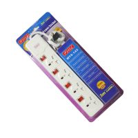 Speed Power Strip 3pin 3m 3port