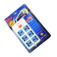 Speed Power Strip 3m 4port 3pin