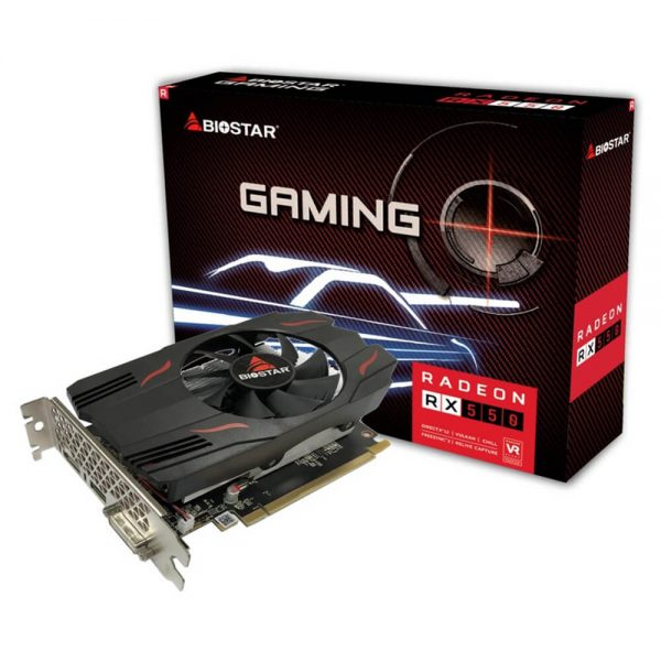 Biostar adm 2GB DDR5 Graphics card RX550