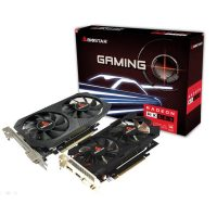 Biostar adm 4GB Dual Cooling DDR5 Graphics card RX560