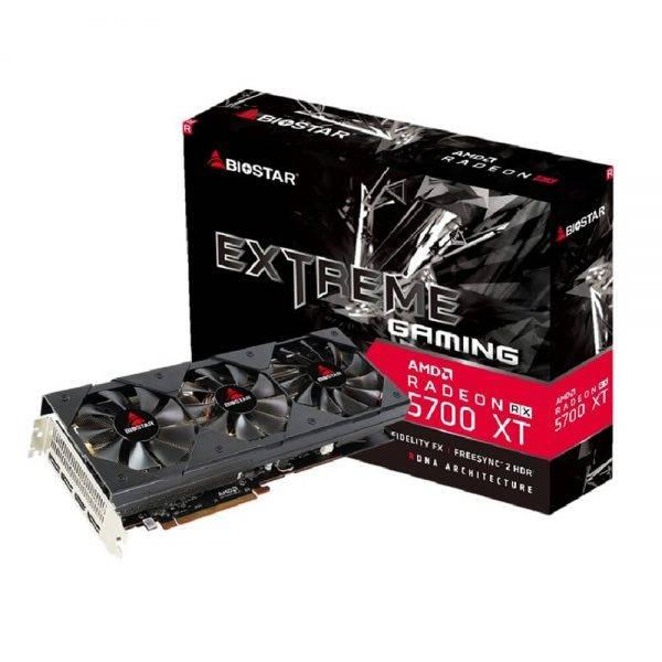 Biostar XT 8GB Extreme Graphics Card RX5700