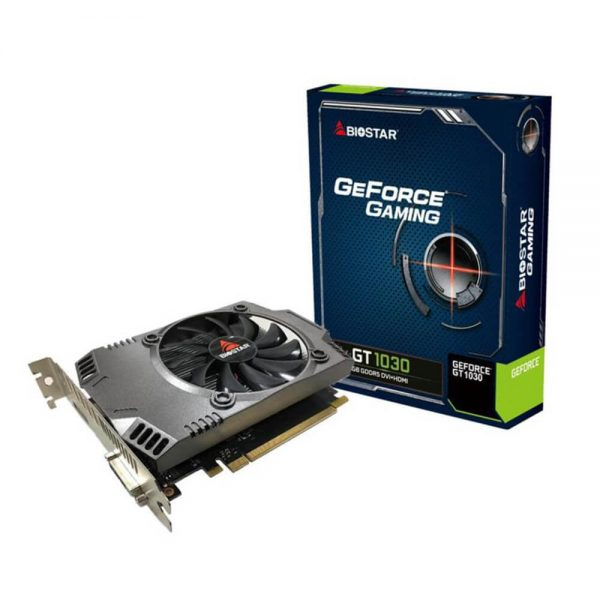 Biostar 2GB DDR5 ATX Graphics card GT1030
