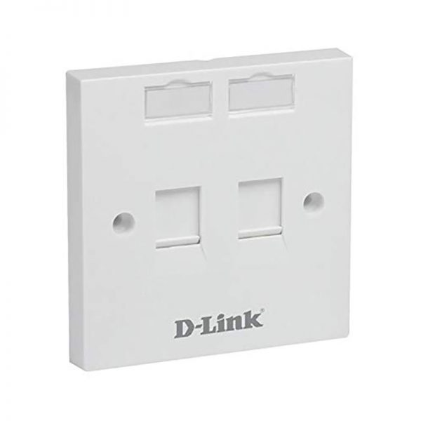 D-Link Face Plate 2 Dual NFP-0WHI21