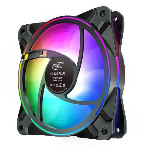 Deepcool CF120 PLUS Case Fan Deepcool CF120 PLUS Case Fan 02