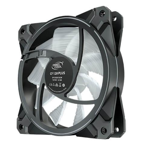 Deepcool CF120 PLUS Case Fan Deepcool CF120 PLUS Case Fan 03