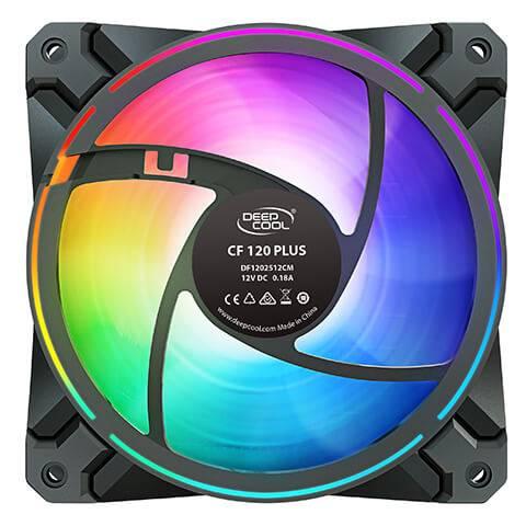 Deepcool CF120 PLUS Case Fan Deepcool CF120 PLUS Case Fan 05